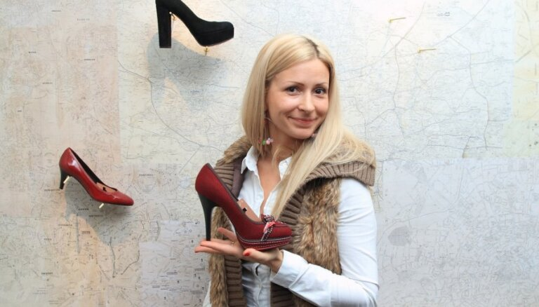 В Риге открыли особенное место для любительниц модной обуви