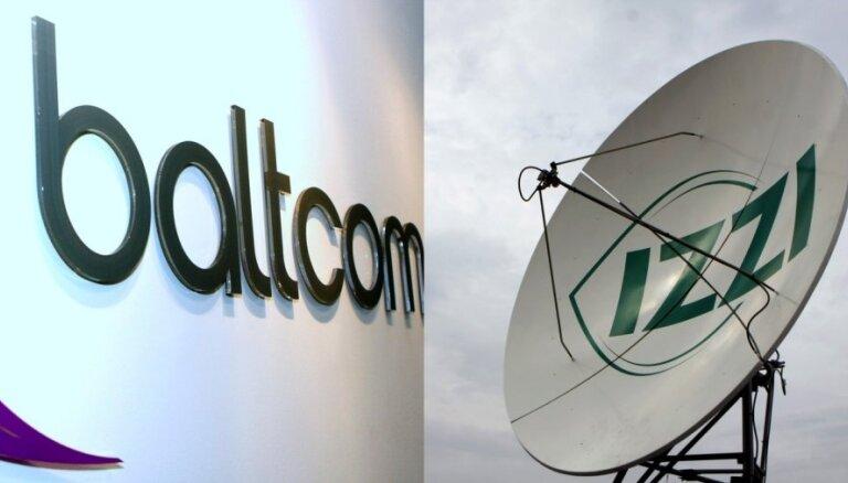 'Baltcom' un 'Izzi' apvienošanās buksē vai arī atrodas 'finiša taisnē'