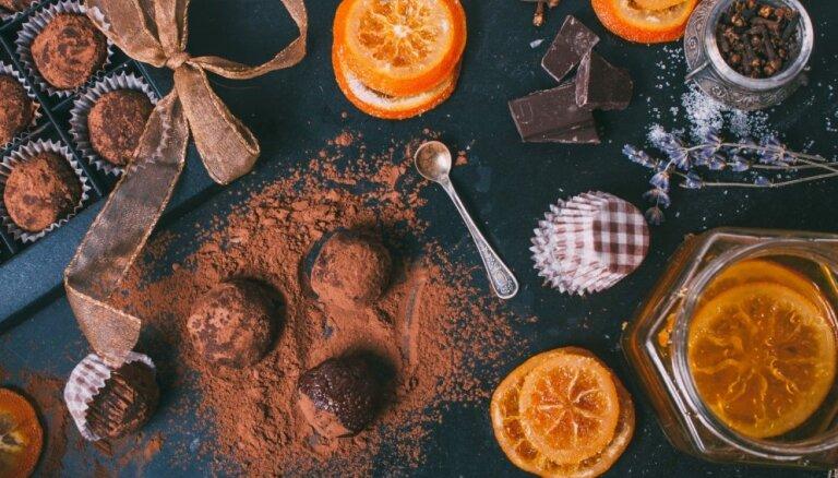 Mutē kūstošie gardumi – 10 idejas mājās gatavotām trifelēm