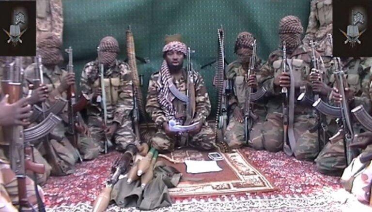 Bada nāvē miruši gandrīz 200 no 'Boko Haram' bēgoši nigērieši