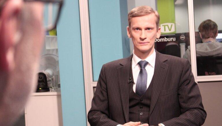 Saeima neapstiprina Kušneru uz atkārtotu termiņu Latvijas Bankas padomes locekļa amatā