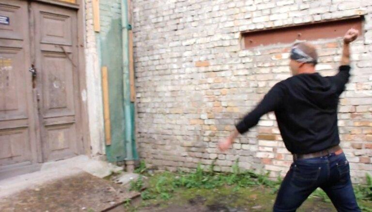 Video: Ieskats filmas 'Nameja gredzens' aizkulisēs