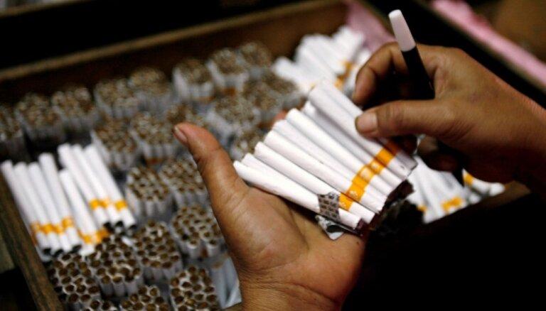 Pētījums: Latvijā kontrabandas cigarešu apjoms joprojām augstākais Baltijā
