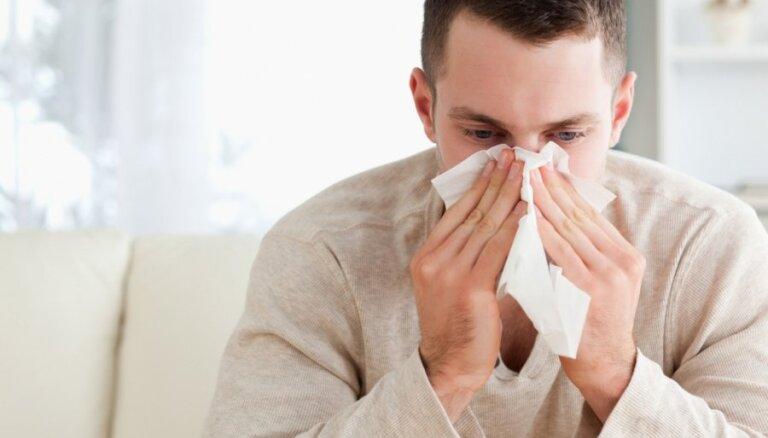 Nepatīkamais pavasara kompanjons – alerģija. Kā ar to sadzīvot
