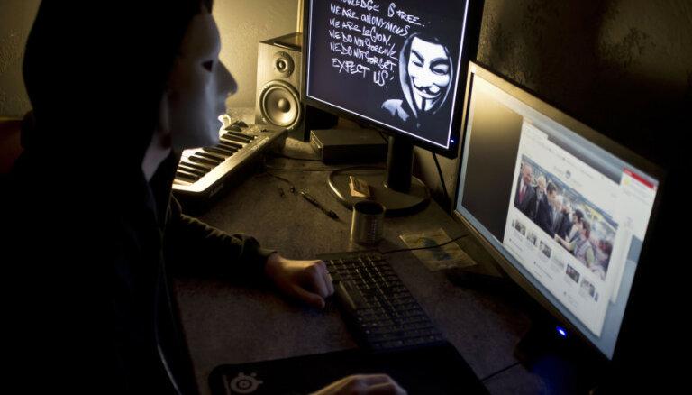 Valsts iestāžu lapām hakeri uzbrūk līdz pat 100 reizēm dienā