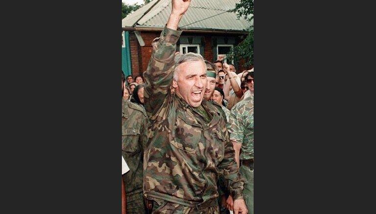 Масхадов и Хоттаб были тяжело ранены?