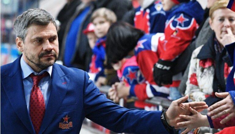 Kvartaļnovs kļuvis par jauno Kazaņas 'Ak Bars' galveno treneri