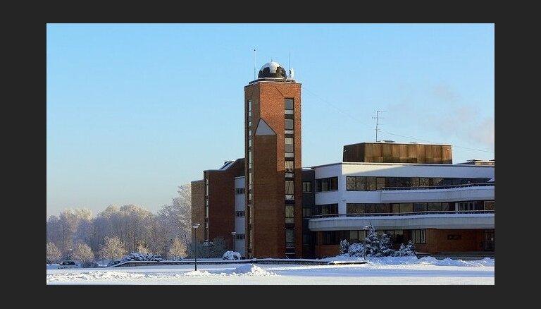 Vēsturiskā Ādažu vidusskolas observatorija tomēr atsāks darbu