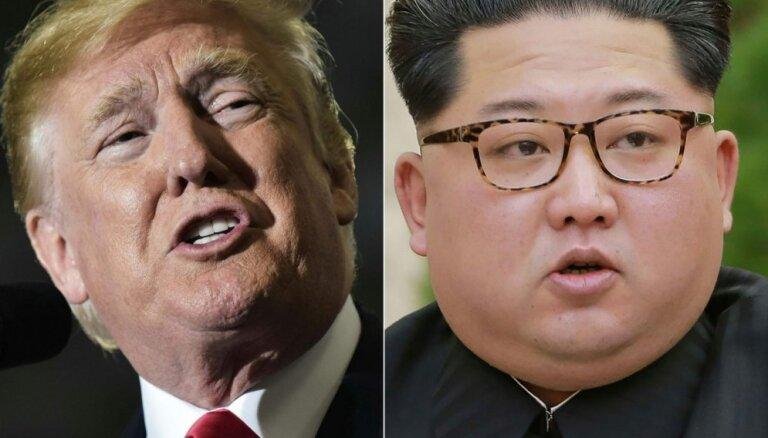 Дональд Трамп и Ким Чен Ын встретятся в Ханое в конце февраля