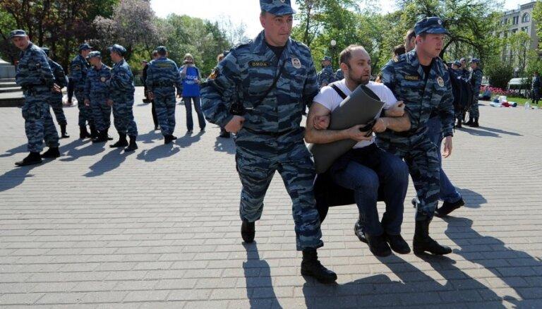 Российская оппозиция тоже не признает оккупацию Латвии