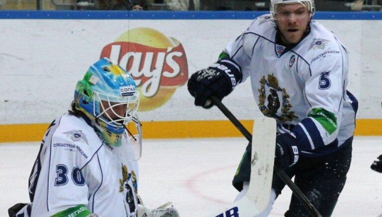 KHL piekrīt pagarināt Habarovskas 'Amur' finansiālo garantiju apstiprinājuma termiņu