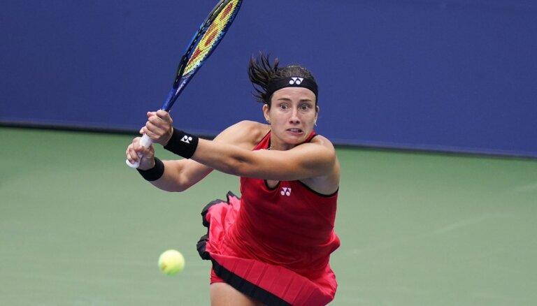ВИДЕО: Севастова вышла во второй круг Открытого чемпионата США