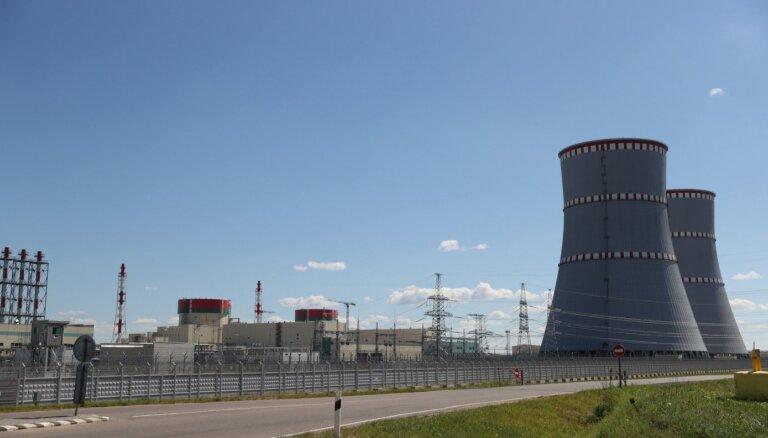 На БелАЭС возобновлена выработка энергии