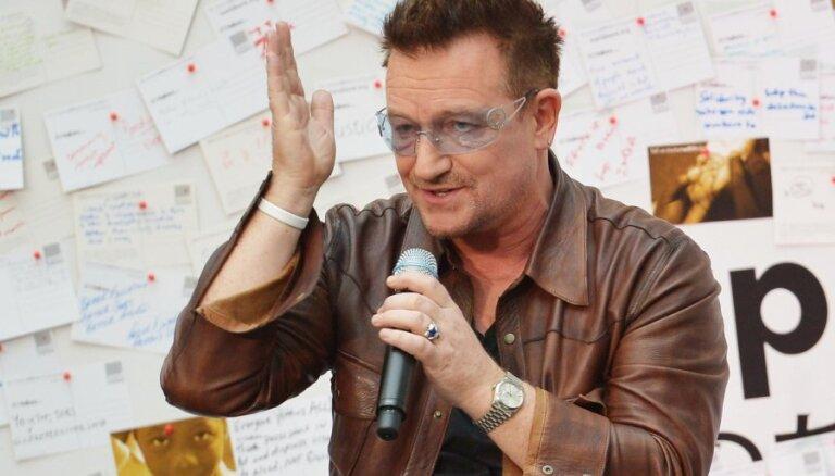 Группу U2 обвинили в плагиате 26-летней давности