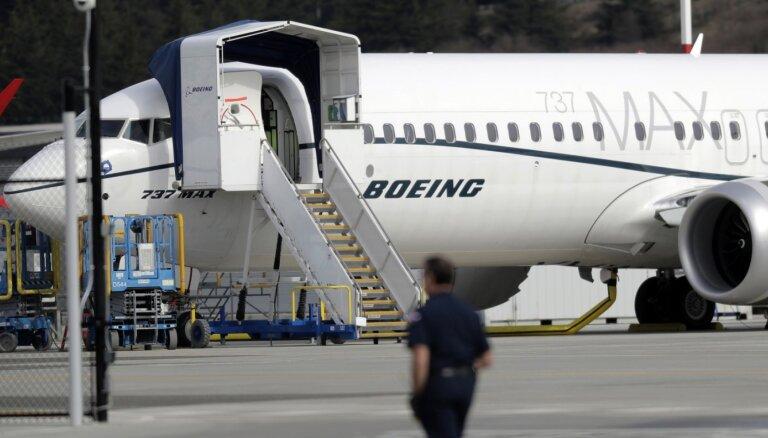 Kanāda atļauj aviosatiksmē atkal izmantot 'Boeing 737 MAX'