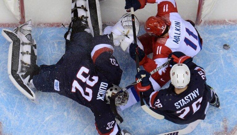 Хитрец Оши переиграл Россиию в серии буллитов