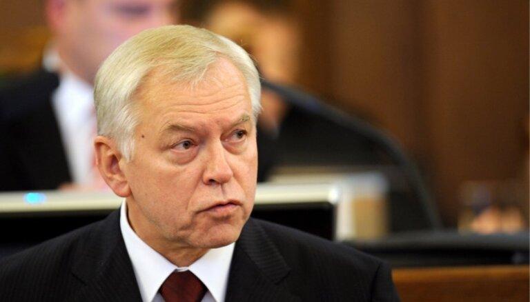 Бригманис: задействовав Лембергса, СЗК получил бы дополнительные голоса русскоязычных