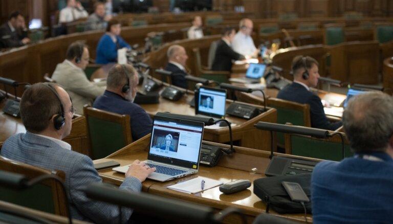 Opozīcija rosina līdz 2023.gadam atlikt nekustamo īpašumu jauno kadastrālo vērtību stāšanos spēkā