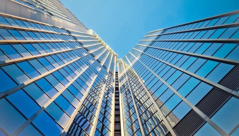 Komercīpašumu cenu kritums var radīt bankām ievērojamus zaudējumus