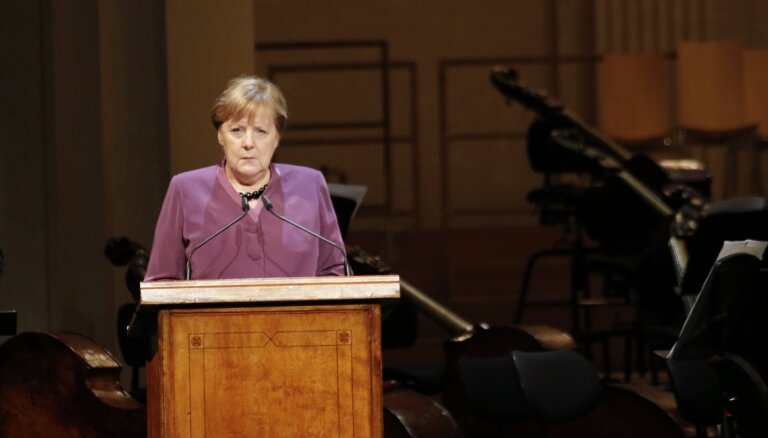 Меркель назвала главные задачи председательства Германии в ЕС