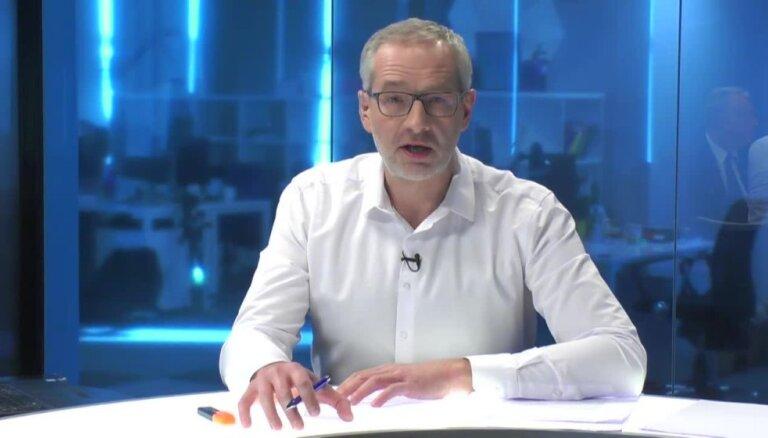 'Delfi TV ar Jāni Domburu': atbild Valdis Segliņš. Pilns ieraksts