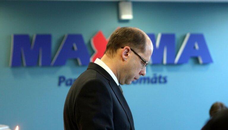 Maxima планирует пересмотреть политику зарплат (уточнено)