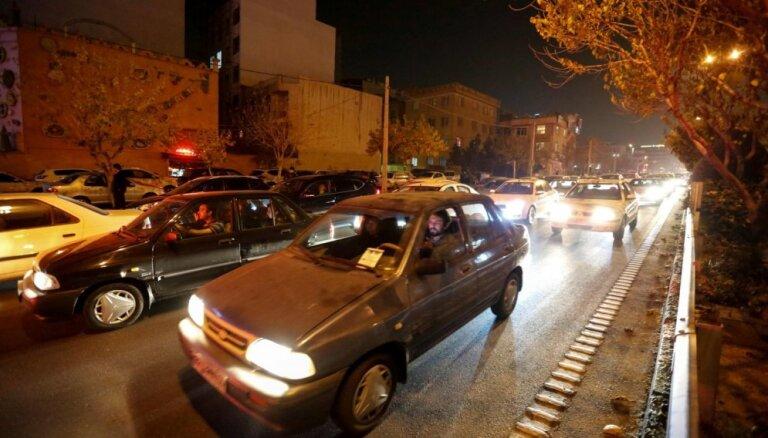 Zemestrīcē Irānas rietumos cietuši 716 cilvēki