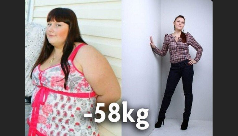 Примеры похудения борменталь