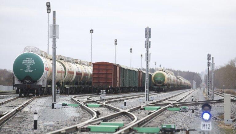 Latvijas dzelzceļš в Индии презентовала транзитные возможности Латвии