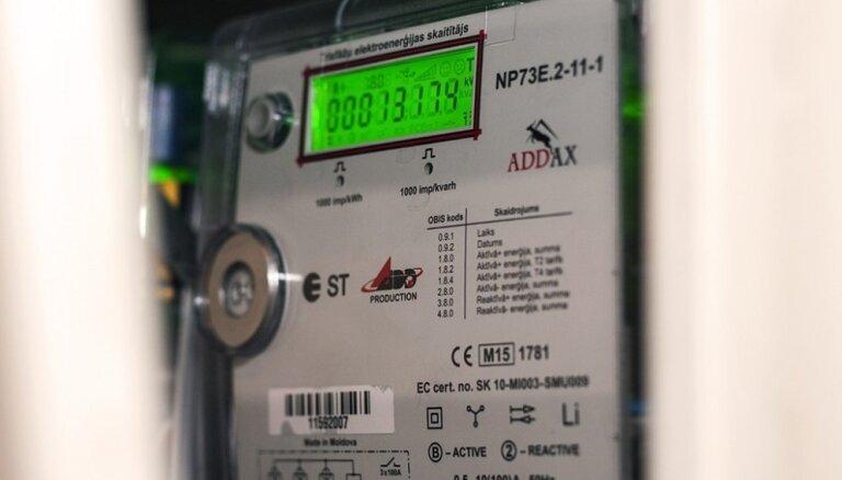 Sadales tīkls установило потребителям эклектроэнергии 460 тысяч умных счетчиков