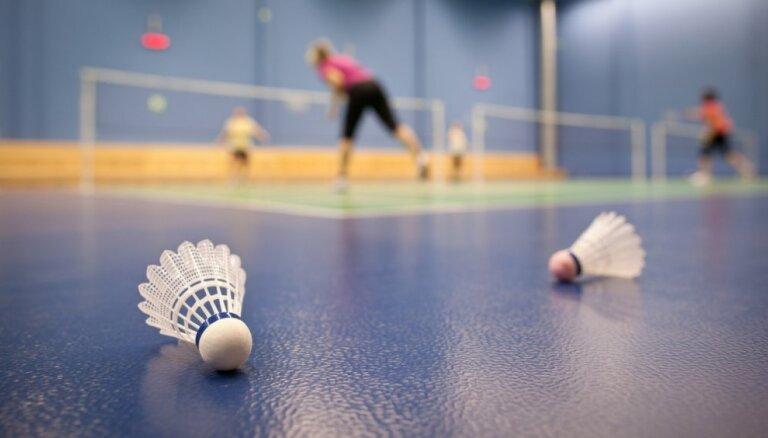 'Yonex Latvia' U-17 badmintona turnīram pieteikti 94 juniori no 9 valstīm