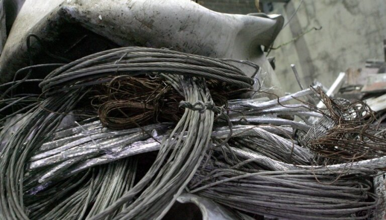 'Latvijas Dzelzceļš' izsolē piedāvās melnos metāllūžņus vairāk nekā miljona eiro vērtībā