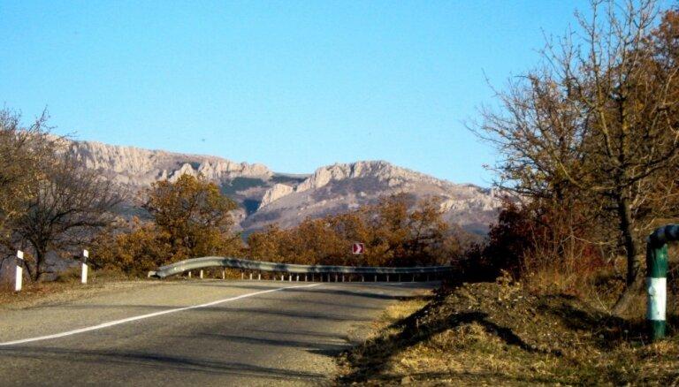 Ceļā uz Pita salu: Stopēšana Krimā (6. daļa)