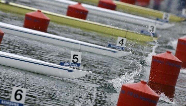 Par dopinga lietošanu diskvalificēta bijusī Eiropas čempione airēšanā