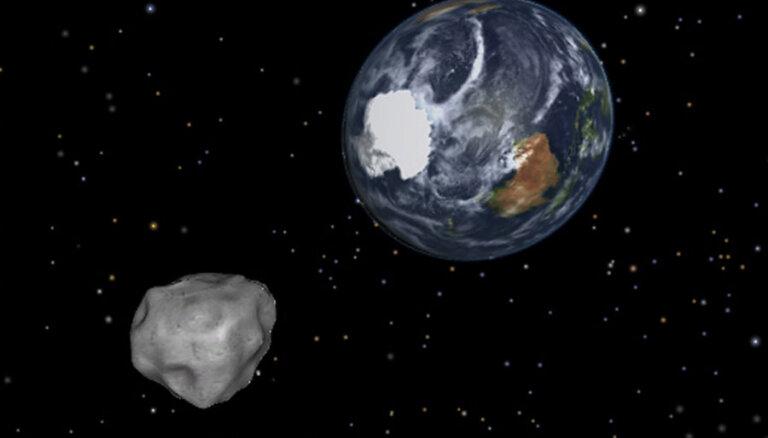 Мимо Земли пронесся астероид размером с небоскреб