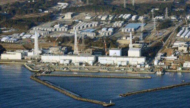 Пляж возле Фукусимы вновь открыли для отдыхающих