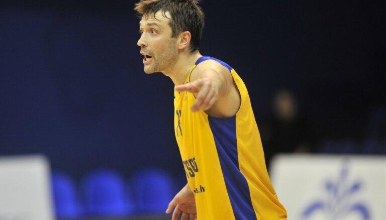 Štelmahers un Janičenoks nav īsti apmierināti ar BK 'Ventspils' minimālo uzvaru pār 'Šiauliai'
