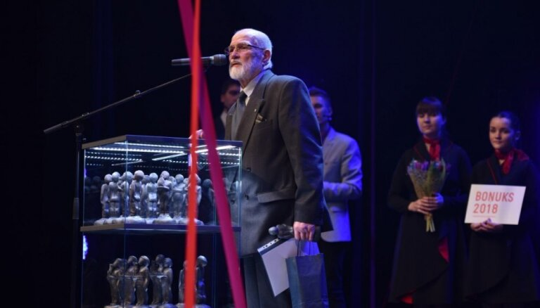 Rēzeknē godināti Latgaliešu kultūras gada balvas 'Boņuks 2018' saņēmēji