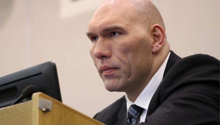 Николай Валуев попал в рейтинг самых ужасных боксеров мира в тяжелом весе
