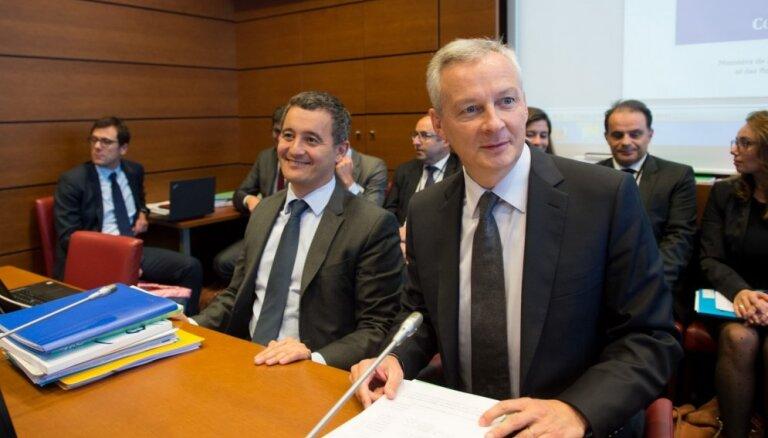 ES ir steidzamākas prioritātes par 'Brexit', pauž Francijas finanšu ministrs