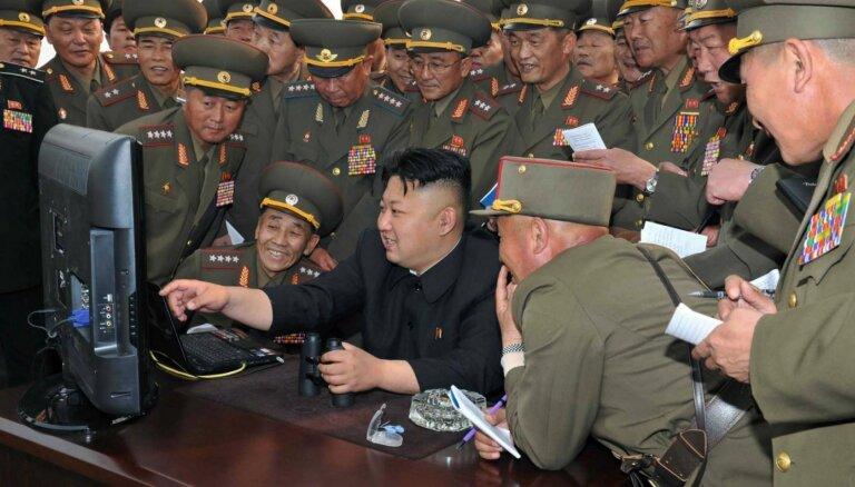 Ziemeļkorejas hakeri uzbrukuši Krievijas aizsardzības kompānijām