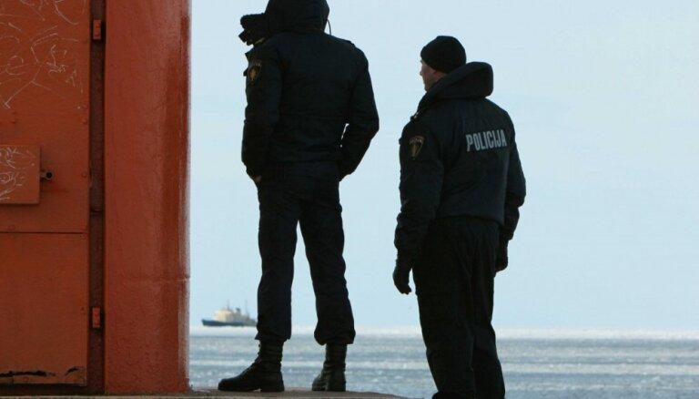 В Латгалии утонул провалившийся под лед человек