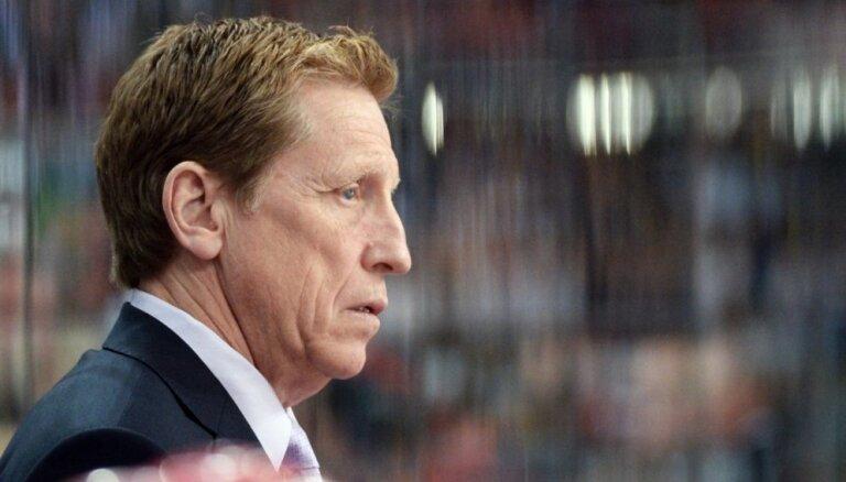 Kanādiešu treneris Henlons Baltkrievijas izlasi nomaina pret Šveici