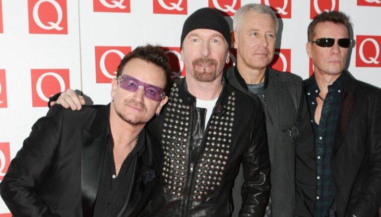 U2 выпустят новый альбом в апреле 2014 года