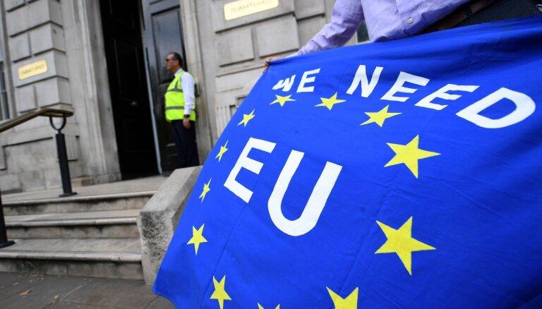 Европарламент разрешит отсрочку Brexit при одном условии