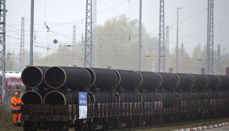 """Власти Германии выдали разрешение на строительство """"Северного потока-2"""""""