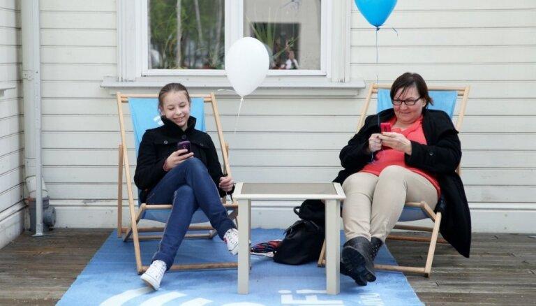 Bērnu slimnīcas Vecāku mājā turpmāk būs pieejams bezmaksas WiFi