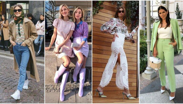 Maija modes salikumi: 31 tērpu ideja katrai dienai