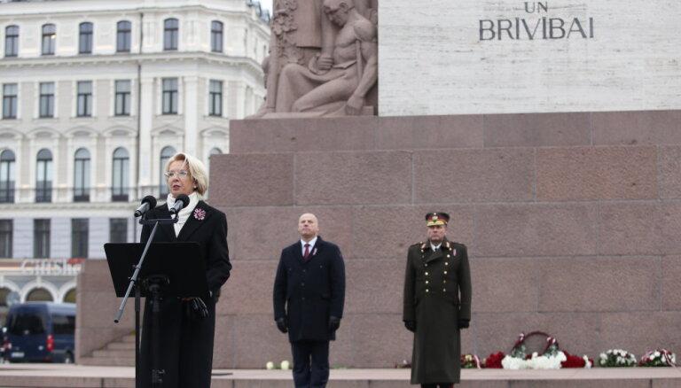 Мурниеце: Латвия сейчас находится в наилучшей ситуации с безопасностью за всю свою историю