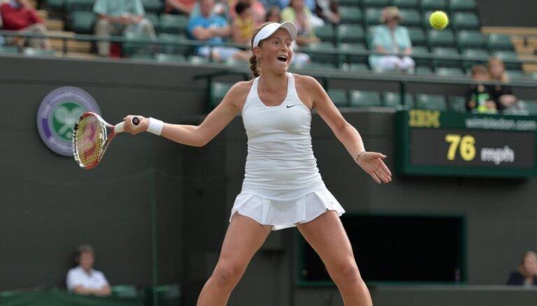 Ostapenko zaudē vienu vietu jaunākajā WTA rangā